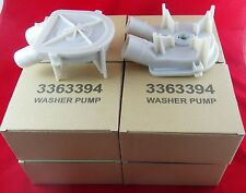 Whirlpool Kenmore Washer Washing Machine Water Pump for 3363394 New 10 Pack