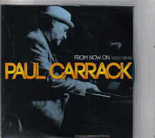 Paul Carrack-From Now On Promo cd single