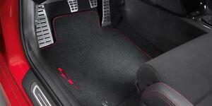 Kia Pro_Cee'd GT Velour Car Mats - Set of Four (A2143ADE10GT) RHD