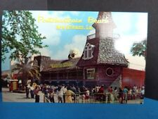PONTCHARTRAIN BEACH POST CARD- HAUNTED HOUSE- NEW ORLEANS 1960s