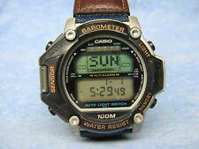 "Men's CASIO ""Pathfinder"" Water Resistant Digital Watch w/ New Battery"