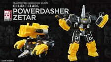 POWERDASHER DRILL ZETAR Transformers Generations War Cybertron Deluxe WFC-GS08
