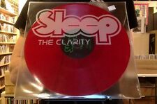 "Sleep The Clarity 12"" single sealed red vinyl"