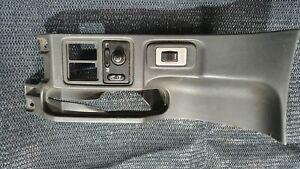 Subaru Wrx Sti Gc8 Ra Dccd Switch And Console