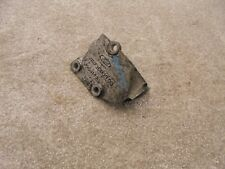 Ford pinto 2.0 ltr ...alloy alternator bracket.....in good order ....