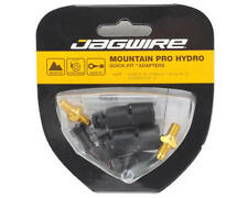 New Jagwire Mountain Pro Hydraulic Disc Brake Quick-Fit Adapters Avid Elixir XX