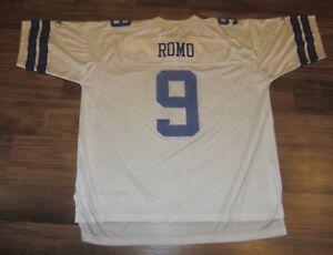 NFL DALLAS COWBOYS TONY ROMO MEN'S JERSEY, REEBOK, SIZE 3XL, NEW