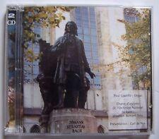 C3- BACH - LES GRANDES HEURES DU SAINT NOM DE JESUS - 2 CD