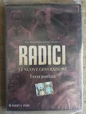 Radici le nuove generazioni - Terza Puntata - DVD nuovo sigillato