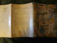 Ginger Pye by Eleanor Estes (1951, Hardcover) Newbery Award - ex library