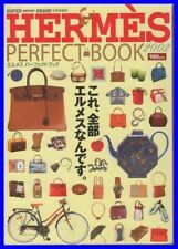 Hermes Perfect book 2002 bag purse birkin kelly scarf vintage carre collection