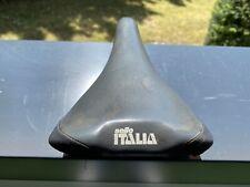 Selle Italia Flite Titanium Kevlar grau schwarz Rennrad MTB Sattel Vintage 1997