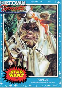 Topps Star Wars Living Set® Card #242 - Paploo -  PRE-SALE.