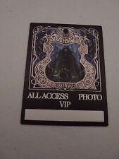 Finntroll Nifelvind Backstage Concert Pass 2010 All Access VIP Photo