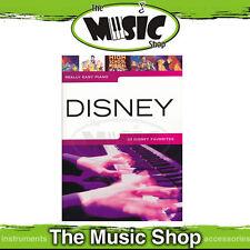 "New ""Really Easy Piano Disney"" Book - Easy Disney Songs for Piano/Keyboard"