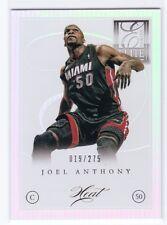 2012-13 Panini Elite Series #98 Joel Anthony #019/275
