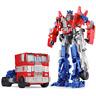 19cm Transformation Car Robot Toys Bumblebee Optimus Prime Megatron Decepticons