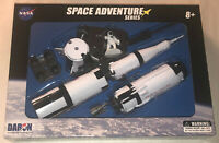Daron Saturn V Rocket Space Adventure Series model kit new 20405d