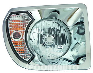 2002-2018 Freightliner 108SD Commercial Truck OE Style Headlight - RIGHT