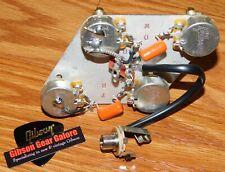 Gibson Les Paul Slash Pot Control Board Classic Guitar Parts Orange Drop Jack