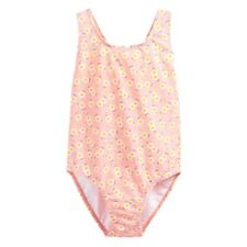 La Redoute Printed Swimsuit Size Age 10 Years Light Pink GFT584