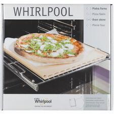 Pietra forno refrattaria con pala in legno per pizza 484000000276 ricambio Wpro