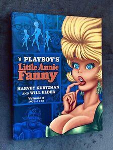 Little Annie Fanny, Volume 2 - 1970-1988 by Elder, Will,Kurtzman, Harvey unused