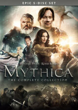 Mythica: The Complete Collection [New DVD] Oversize Item Spilt , Boxed Set