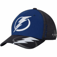 Tampa Bay Lightning Cap Kappe NHL Eishockey Reebok Center Ice Size S/M Flex