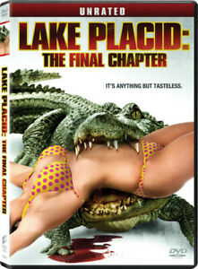Lake Placid: The Final Chapter [New DVD] Ac-3/Dolby Digital, Dolby, Subtitled,
