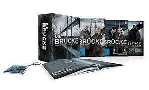 Die Brücke - Transit in den Tod - (die komplette Serie) - 20 DVD Box