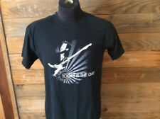 Lincoln Brewster Today Is The Day Tour Shirt Christian Guitarist Adult Medium