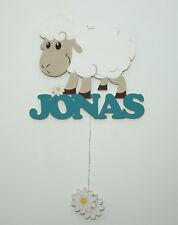 Schlummerlicht Schaf mit Wunschnamen