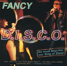 Fancy - D.I.S.C.O  - CD Album Neu
