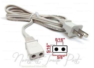 Power Cord for Presto HotTopper Melter Dispenser Model 0300001 0300002 0300003