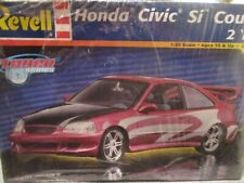 HONDA CIVIC Si COUPE 2N1 REVELL 85-2388  1:25 WRAPPED 2003 issue