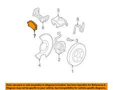 GM OEM Brake-Front Pads 22820406