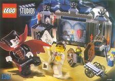 LEGO Studios Vampire's Crypt 1381 - Complete set - Sealed -  New