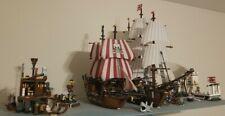 Complete 2009 Lego Pirates Series