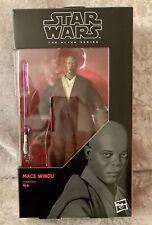 Star Wars,The Black Series,Exclusive,Mace Windu Figure,New,In Stock UK