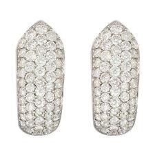 Handmade Diamond 14k Fine Earrings