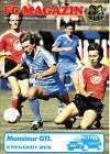 II. BL 86/87  1. FC Saarbrücken - Stuttgarter Kickers, August 1986