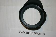 58mm Tulip shaped screw in Lens Hood Shade plastic