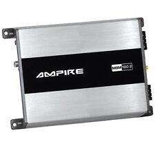 AMPIRE MBM100.2  2 Kanal Endstufe 400 Watt Verstärker 2 Kanäle Endstufe