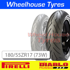 180/55ZR17 (73W) Diablo Rosso 3 T/L Rear Pirelli