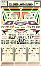 Microscale Decals 1:72 USAF F-100 D Super Sabre #2 #72-98