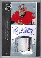 07-08 The Cup Brian Elliott Auto Jersey Patch Rookie Card RC #152 181/249 Mint