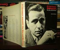 Michael, Paul HUMPHREY BOGART The Man and His Films 1st Edition 1st Printing