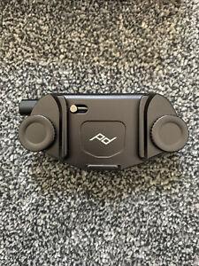 Peak design CC-BK-3 Capture Clip Only For Capture V3 No Plate