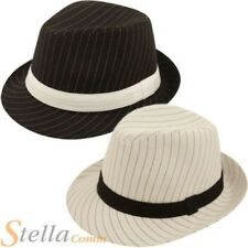 a rayas de gángster Borsalino Sombreros AÑOS 20 AL CAPONE Mafia
